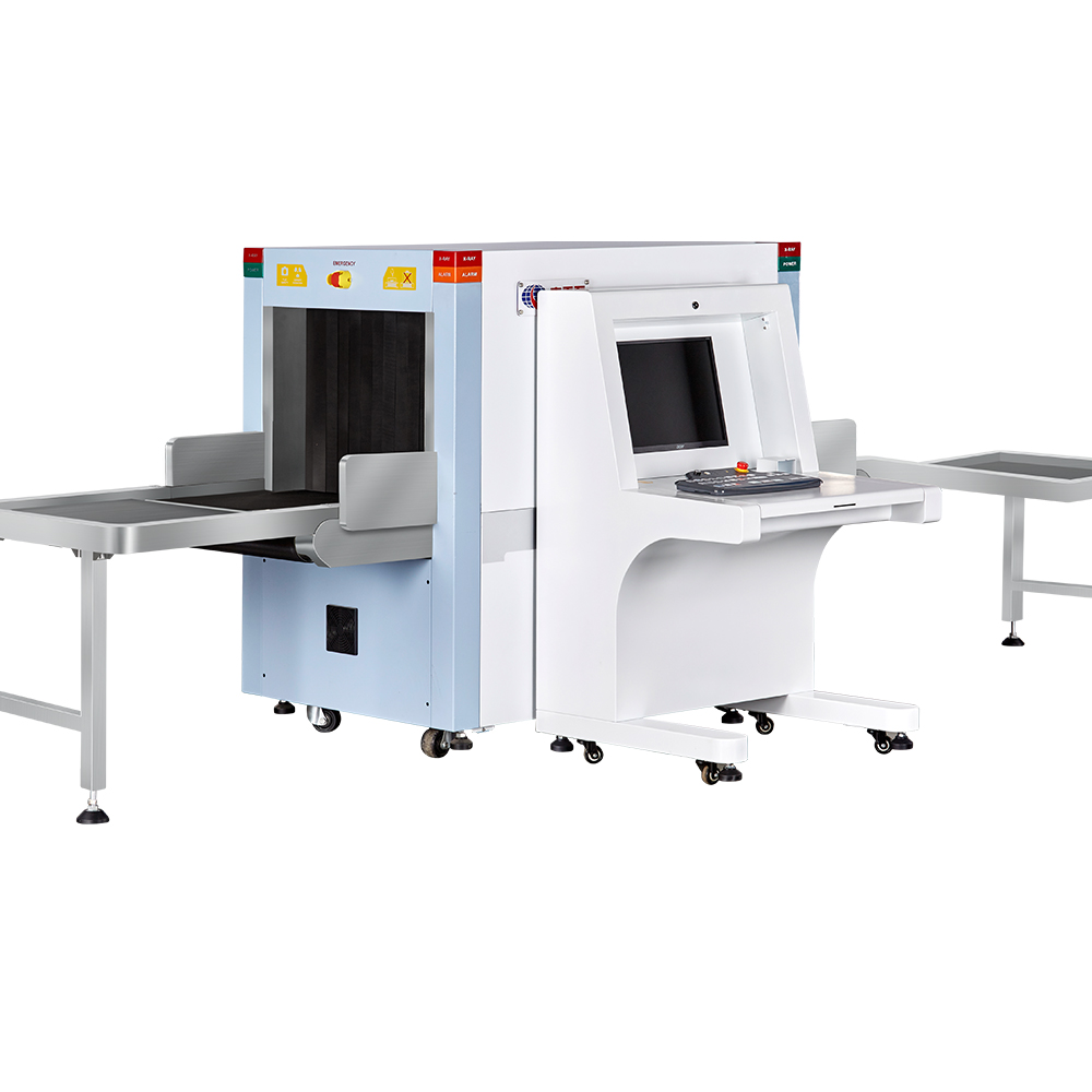 Single View Airport X-ray Baggage Scanner with FDA Approved