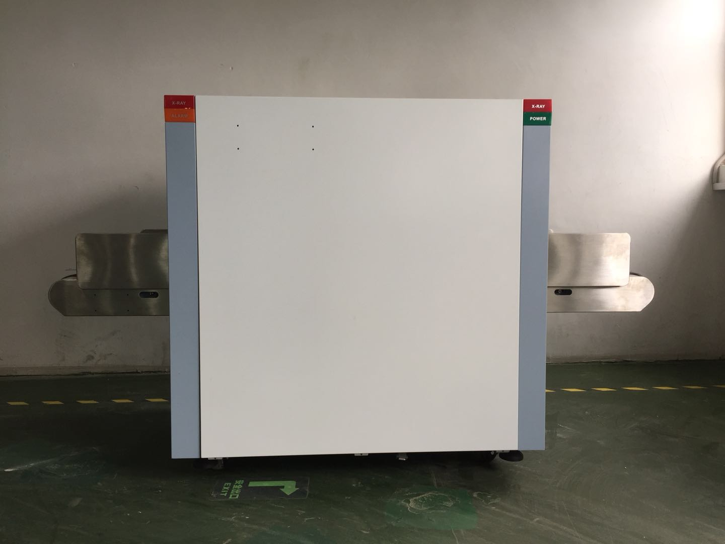 X Ray 160KV Introscope Baggage And Parcel Scanner
