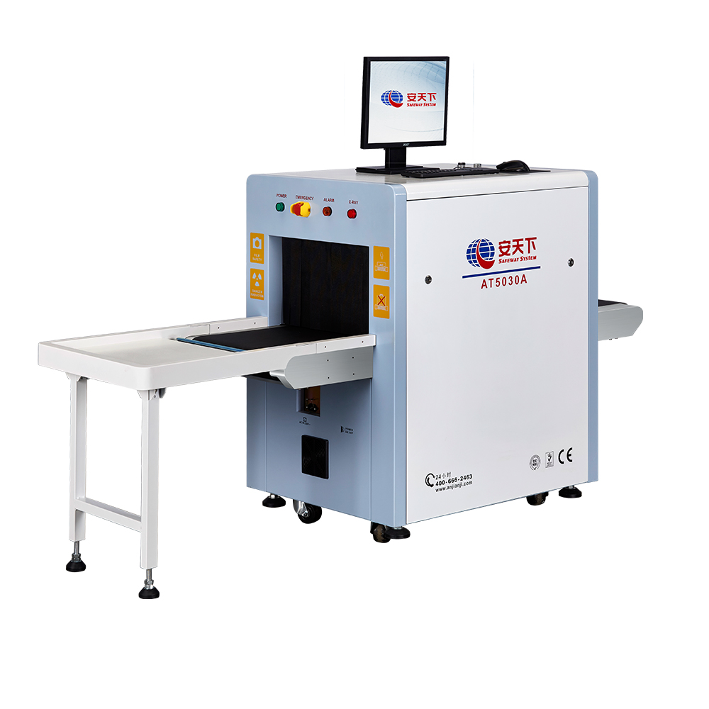 Small Size X Ray Baggage Scanner for Security Imaging And Parcel Inspection